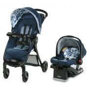 Graco FastAction SE gris