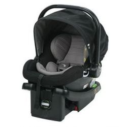 Baby Jogger City Go-black