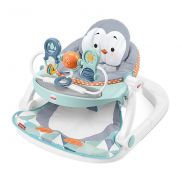 Asiento de piso Fisher-Price Fox Sit-Me-Up