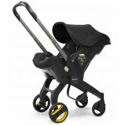Doona + Asiento de coche y cochecito para bebé - Blush Pink