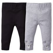 Bear Active Pants - pack x2