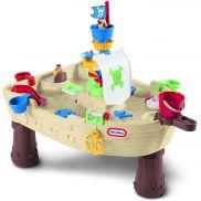 Barco pirata de little tikes-mesa de agua
