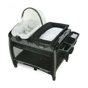 Graco Pack 'n Play Portable Seat DLX Playard