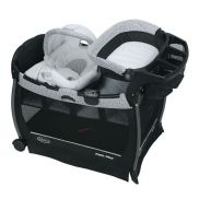 Graco Cuddle Cove Elite with Soothe Surround Technology