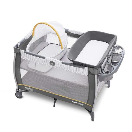 Graco Pack 'n Play Care Suite Playard with Bassinet