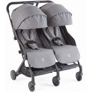Contours Bitsy Double Stroller