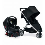 Britax B-Lively & B-Safe 35 Travel System black