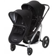 Maxi-Cosi Lila Doble Nomad Black GRATIS silla para carro negra