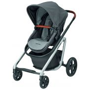 Maxi-Cosi Lila Doble Nomad Grey + Silla para carro negra