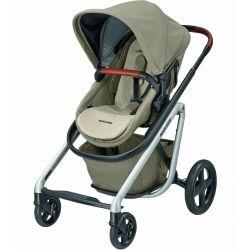 Maxi-Cosi Lila Doble sand- gratis silla para auto negra
