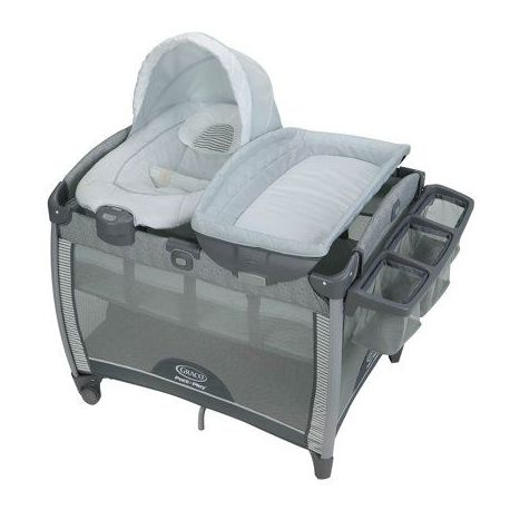 Graco® Pack 'n Play Quick Connect Portable Bouncer with Bassinet