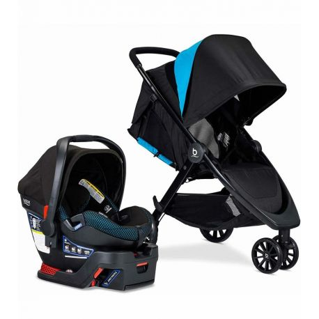 Britax B-Lively & B-Safe 35 cool flow